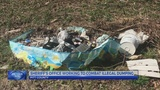 Deputy working to combat illegal dumping in Pitt County