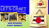 LET'S CRAFT: Shopping bag upcycle