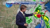 First Alert Forecast: Drier weather for the weekend