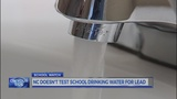 NC schools get failing grade for possible lead in drinking water