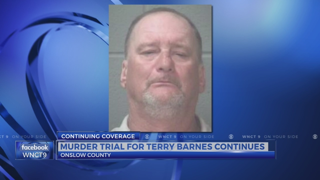 9OYS Noon-Terry Barnes Murder Trial Continues-4/8/19