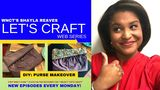 Let's Craft: How to makeover a clutch purse