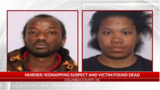 SC Kidnapping suspect, victim found dead in NC