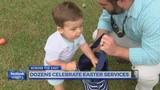 Easter celebrations in the East