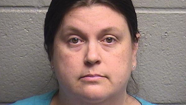 Orange County, N C  school teacher threatened to 'shoot up the