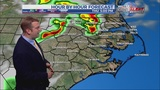 """""""First Alert Weather Day"""": Severe storms likely today"""