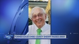 UPDATE: Visitation and funeral set for former Edgecombe County sheriff who died Saturday