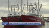Proposed bill looks to regulate NC fishermen more